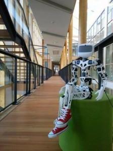 Poppy, el primer robot humanoide OpenSource
